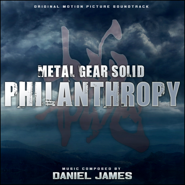 Metal Gear Solid Philanthropy OST Cover